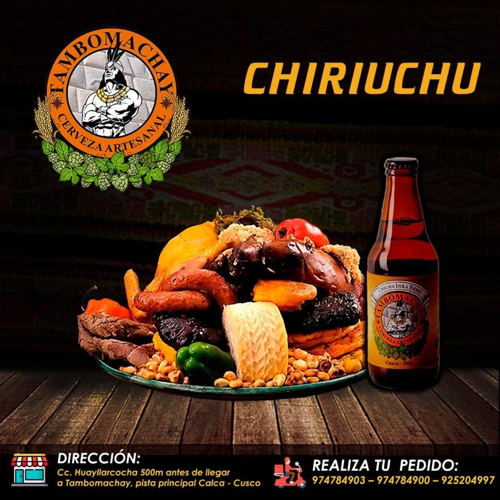 Cerveceria Tambomachay Cusco